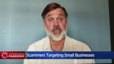 BBB warns scammers are targeting small businesses during COVID-19...